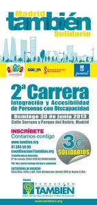 MADRID CARRERA SOLIDARIA